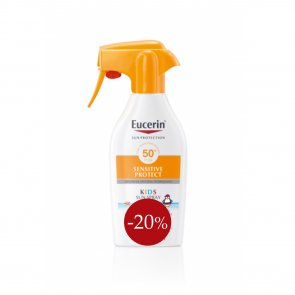 DISCOUNT: Eucerin Sun Sensitive Protect Kids Sun Spray SPF50+ 300ml