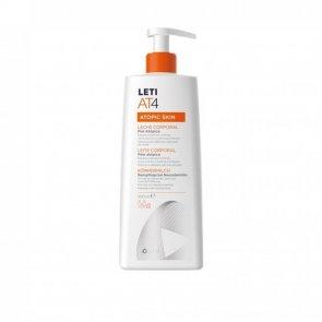DISCOUNT: LETI AT4 Atopic Skin Body Milk 500ml