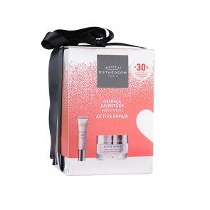 GIFT SET: Esthederm Active Repair Wrinkle Correction Cream 50ml + Eye Cream 15ml