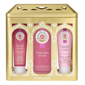 GIFT SET: Roger&Gallet Gingembre Rouge Coffret