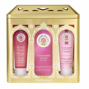 PROMOTIONAL PACK: Roger&Gallet Gingembre Rouge Intense Christmas Coffret 2017