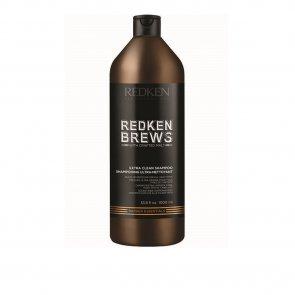 Redken Brews Extra Clean Shampoo 1L