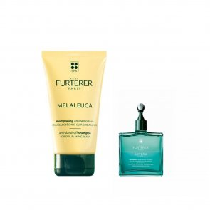 PROMOTIONAL PACK: René Furterer Melaleuca Dry Scalp Shampoo 150ml + Astera Fresh 3ml