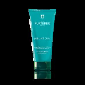 René Furterer Sublime Curl Shampoo Ativador Caracóis 200ml