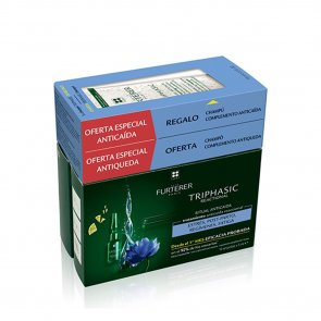 PROMOTIONAL PACK: René Furterer Triphasic Reactional Serum 12x5ml + Shampoo 100ml