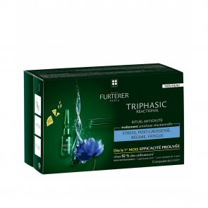 René Furterer Triphasic Reactional Anti Hair Loss Serum 12x5ml