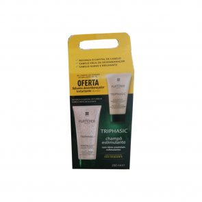 PACK PROMOCIONAL: René Furterer Triphasic Stimulating Shampoo 200ml + Conditioner 30ml