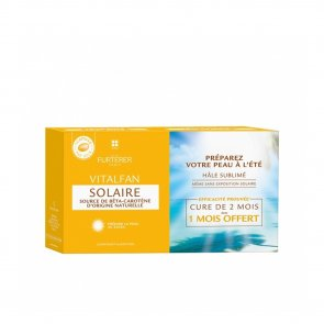 PROMOTIONAL PACK: René Furterer Vitalfan Solaire Supplement Capsules x60