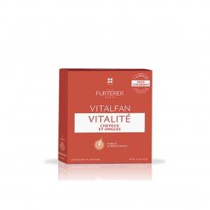 René Furterer Vitalfan Vitality Força&Resistência 30 cápsulas