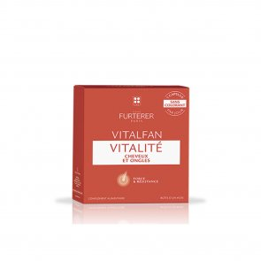 René Furterer Vitalfan Vitality Strength&Resistance Capsules x30