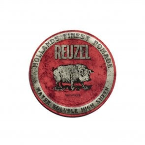 Reuzel Red Pomade Water Soluble High Sheen 340g