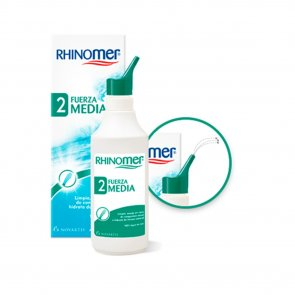 Rhinomer Nasal Spray Force 2 125ml