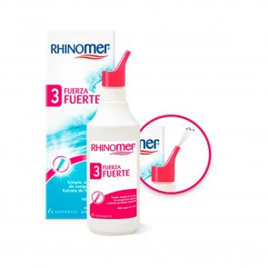 Rhinomer Nasal Spray Force 3 125ml
