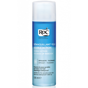 RoC Double Action Eye Make-up Remover 125ml