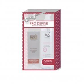 COFFRET: RoC Pro-Define Anti-Sagging Firming Fluid 40ml + Cleansing Water 400ml