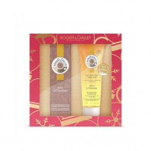 GIFT SET: Roger&Gallet Bois D'Orange Christmas Coffret