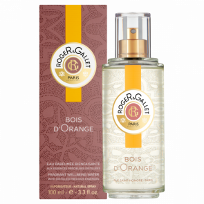 Roger&Gallet Bois D'Orange Fragrant Wellbeing Water 100ml