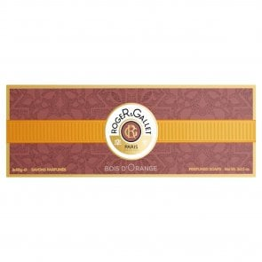 Roger&Gallet Bois D'Orange Scented Soap Coffret 3x100g