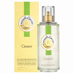 Roger&Gallet Cédrat Fragrant Wellbeing Water 100ml