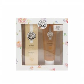 GIFT SET: Roger&Gallet Extrait de Cologne Magnolia Folie 30ml + Shower Gel 50ml