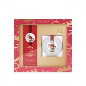 GIFT SET: Roger&Gallet Jean Marie Farina Christmas Coffret