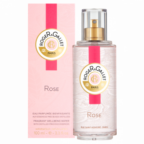 Roger&Gallet Rose Fragrant Wellbeing Water 100ml