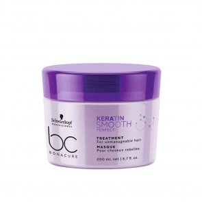 Schwarzkopf BC Keratin Smooth Perfect Treatment Mask 200ml