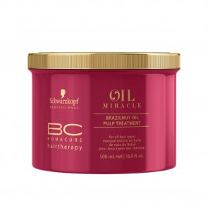 Schwarzkopf BC Oil Miracle Brazilnut Oil Pulp Treatment Mask 500ml