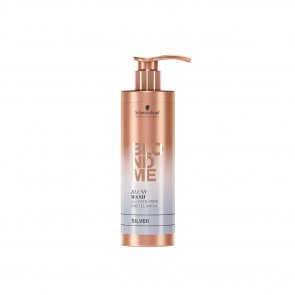 Schwarzkopf BLONDME Blush Wash Sulfate-Free Silver Shampoo 250ml