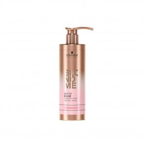 Schwarzkopf BLONDME Blush Wash Sulfate-Free Strawberry Shampoo 250ml