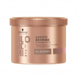 Schwarzkopf BLONDME Keratin Restore All Blondes Bonding Mask 500ml
