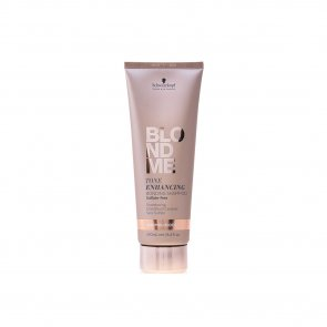 Schwarzkopf BLONDME Tone Enhancing Warm Blondes Bonding Shampoo 250ml