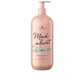 Schwarzkopf Mad about Waves Cleanser Sulfate Free 1L