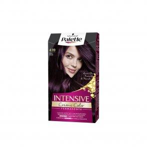 Schwarzkopf Palette Intensive Creme Color 4.99 Permanent Hair Dye