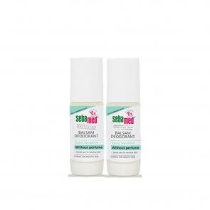 PROMOTIONAL PACK: Sebamed Deodorant Balm Extra Sensitive Skin 50ml x2