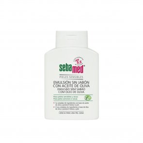 Sebamed Emulsion Olive Face & Body Wash 200ml