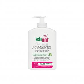 Sebamed Emulsion Olive Face & Body Wash 300ml