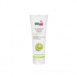 Sebamed Lime Shower Gel Sensitive Skin 250ml