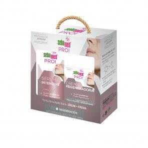 COFFRET: Sebamed Pro! Intensive Serum 30ml + Regenerating Cream 50ml