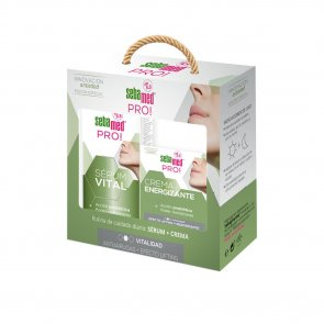 GIFT SET: Sebamed Pro! Vital Serum 30ml + Energizing Cream 50ml
