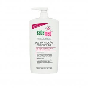 DESCONTO: Sebamed Rich Moisturizing Body Lotion 1L