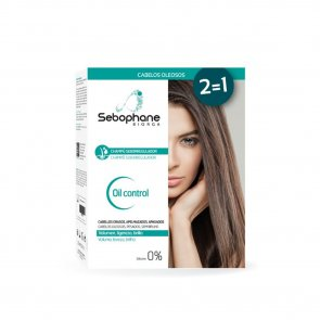 PROMOTIONAL PACK: Sebophane Regulating Oil Control Shampoo 200ml x2