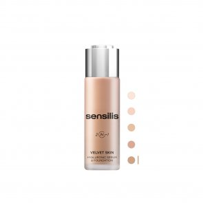 Sensilis 2 in 1 Velvet Skin Foundation 05 Sand 30g