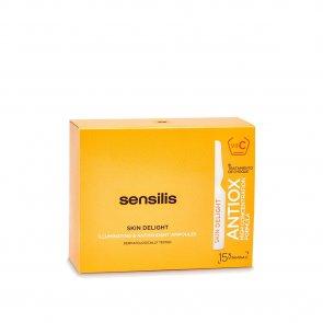 Sensilis Skin Delight Illuminating & Antioxidant Ampoules 15x1.5ml