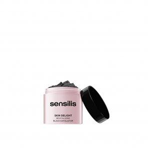 Sensilis Skin Delight Revitalizing Black Exfoliator 75ml