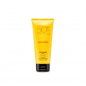Sensilis Sun Secret Body Gel Cream SPF50+ 200ml