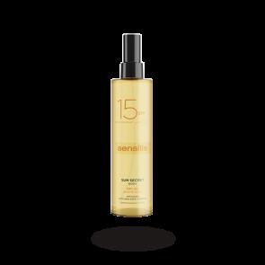 Sensilis Sun Secret Body Oil SPF15 200ml