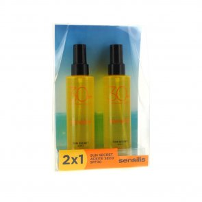 PACK PROMOCIONAL: Sensilis Sun Secret Body Oil SPF30 200ml x2