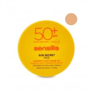 Sensilis Sun Secret Compact Foundation SPF50+ 03 Bronze 10g