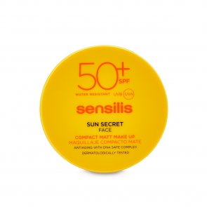 Sensilis Sun Secret Compact Foundation SPF50+ Bronze 10g